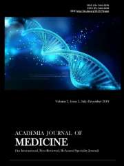 Academia Journal of Medicine (AJM) Journal Subscription