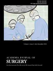 Academia Journal of Surgery (AJS) Journal Subscription