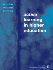 Active Learning in Higher Education Journal Subscription