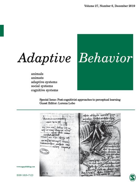 Adaptive Behavior Journal Subscription