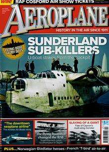 Aeroplane - UK Edition International Magazine Subscription