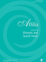 Affilia Journal Subscription