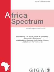 Africa Spectrum Journal Subscription