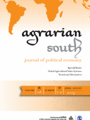 Agrarian South: The Journal of Political Economy Journal Subscription