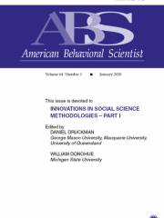 American Behavioral Scientist Journal Subscription