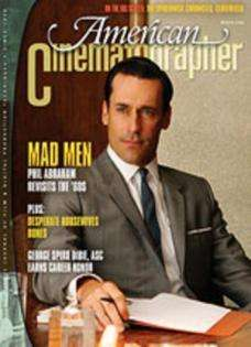 American Cinematographer - US Edition International Magazine Subscription