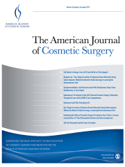 American Journal of Cosmetic Surgery Journal Subscription
