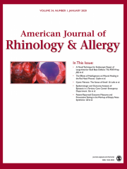 American Journal of Rhinology & Allergy Journal Subscription