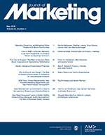 American Marketing Association Bundle Journal Subscription