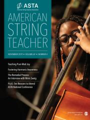 American String Teacher Journal Subscription