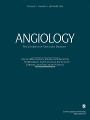Angiology Journal Subscription