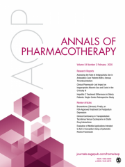 Annals of Pharmacotherapy Journal Subscription