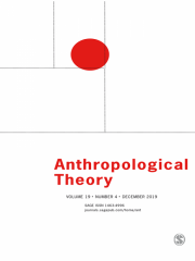 Anthropological Theory Journal Subscription