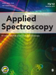 Applied Spectroscopy Journal Subscription