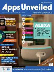 Apps Unveiled Magazine Subscription