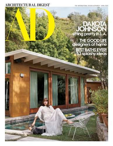 Architectural Digest - US Edition International Magazine Subscription