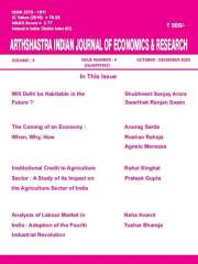 ARTHSHASTRA : INDIAN JOURNAL OF ECONOMICS & RESEARCH Journal Subscription