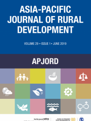 Asia-Pacific Journal of Rural Development Journal Subscription