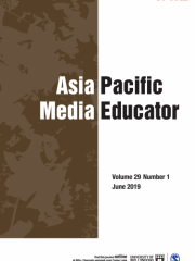 Asia Pacific Media Educator Journal Subscription