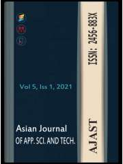 Asian Journal of Applied Science and Technology Journal Subscription