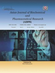 Asian Journal of Biochemical and Pharmaceutical Research Journal Subscription