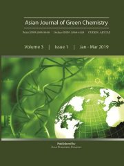 Asian Journal of Green Chemistry Journal Subscription