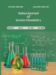 Asian Journal of Green Chemistry Journal Subscription