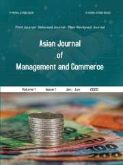 Asian Journal of Management and Commerce Journal Subscription