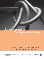 Asian Journal of Management Cases Journal Subscription
