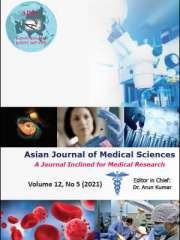 Asian Journal of Medical Sciences Journal Subscription