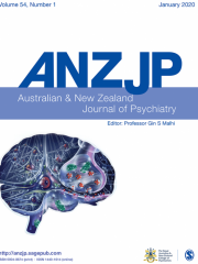 Australian and New Zealand Journal of Psychiatry Journal Subscription