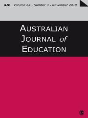 Australian Journal of Education Journal Subscription