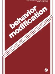 Behavior Modification Journal Subscription