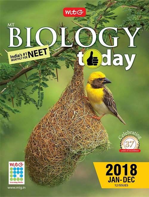 Biology Today Bound Volume -2018 (Jan -Dec) Magazine Subscription