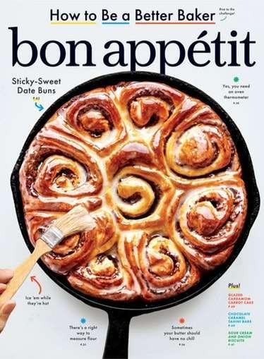 Bon Appetit - US Edition International Magazine Subscription