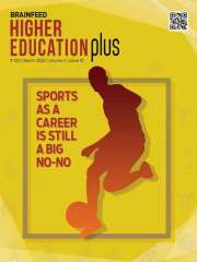 Brainfeed Higher Education Plus Magazine Subscription