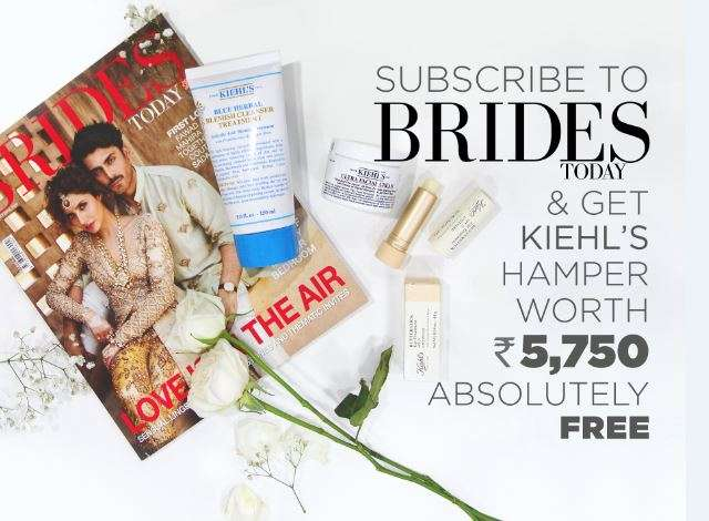 Eau Thermale - Free gift with Bride Today 2 Year Subscription