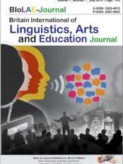 Britain International of Linguistics, Arts and Education Journal (Indonesia) Journal Subscription