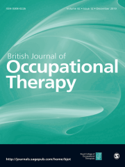 British Journal of Occupational Therapy Journal Subscription