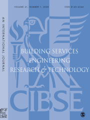 Building Services Engineering Research and Technology with Lighting Research and Technology Journal Subscription