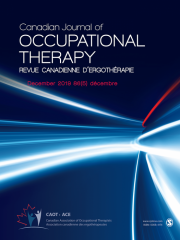 Canadian Journal of Occupational Therapy Journal Subscription