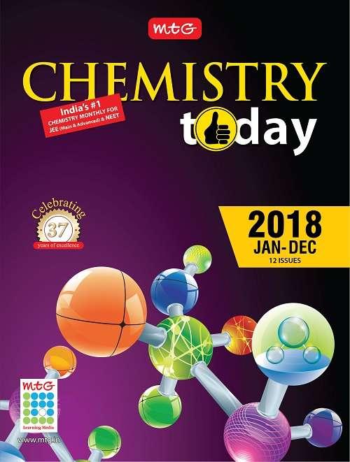 Chemistry Today Bound Volume -2018 (Jan -Dec) Magazine Subscription