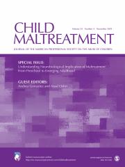 Child Maltreatment Journal Subscription