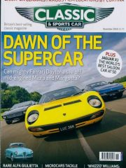 Classic & Sportscar - UK Edition International Magazine Subscription