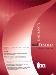 Clothing and Textiles Research Journal Journal Subscription