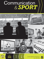 Communication and Sport Journal Subscription