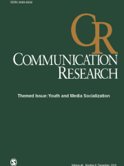 Communication Research Journal Subscription