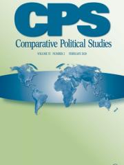 Comparative Political Studies Journal Subscription