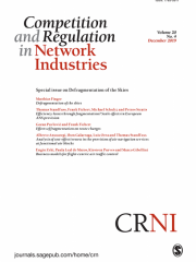 Competition and Regulation in Network Industries Journal Subscription