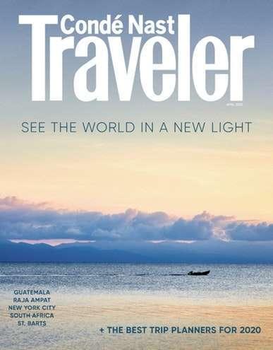 Conde Nast Traveler - US Edition International Magazine Subscription